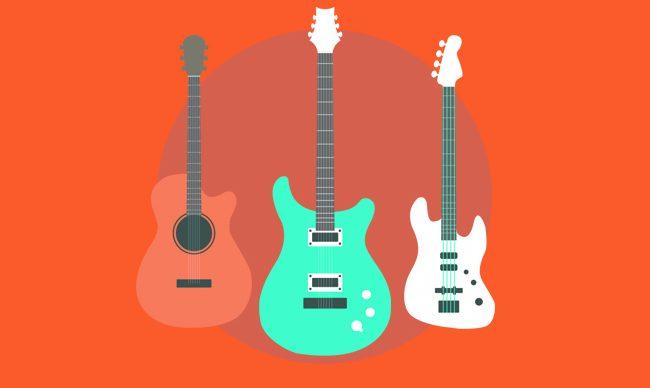 Игра на гитаре для начинающих